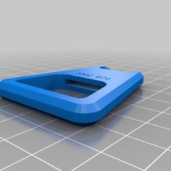 d261a1870c21207c9386d8db46d14618.png Télécharger fichier STL gratuit Mon ouvre-bouteille personnalisé avec 2 lignes de texte • Objet pour imprimante 3D, ericperrier