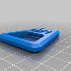 730a7e60c4e286b88189de3812341bca.png Download free STL file My Customized Bottle Opener • 3D printing template, ericperrier