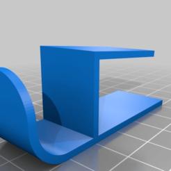 Télécharger plan imprimante 3D gatuit Mon crochet de table paramétrique personnalisé, ericperrier