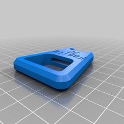 pennyopener_20191004-50-1s5wuar.png Télécharger fichier STL gratuit Mon ouvre-bouteille personnalisé avec 2 lignes de texte • Objet pour imprimante 3D, ericperrier