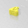 Download free STL file Valorant spike keychain, minimeka