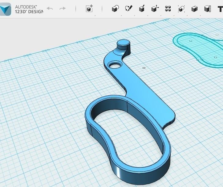 783642ca312d6c35ff776c2293b756fd_display_large.jpg Télécharger fichier STL gratuit Levier • Design à imprimer en 3D, omni-moulage