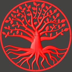 RedCandy.png Télécharger fichier GCODE Grand arbre de vie • Design pour imprimante 3D, omni-moulage