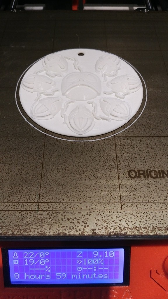 ab8e02a76d8acaa6082272dcd5fd0a71_display_large.jpg Download free STL file Ogma Medallion • 3D printing object, omni-moulage