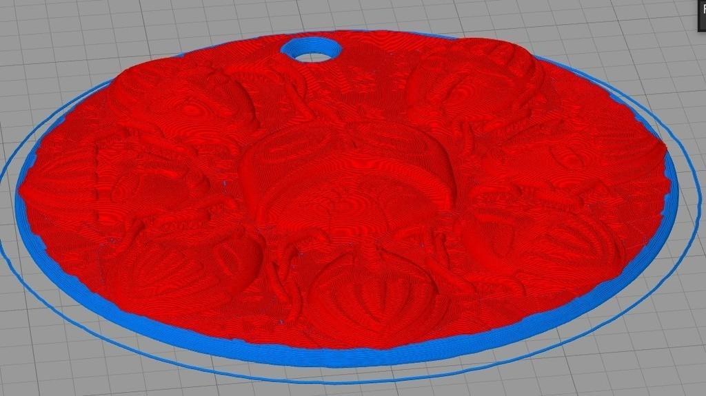 284bf7d784173fffd86020901bd5e14b_display_large.jpg Download free STL file Ogma Medallion • 3D printing object, omni-moulage