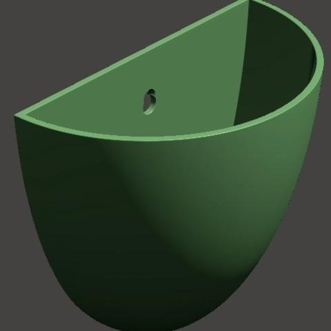 803cf267967ad8cc304c6c4bc4fe69e8_display_large.jpg Download free STL file Flower Pot • 3D printing model, omni-moulage