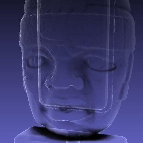 Free STL files Box in the Head, omni-moulage