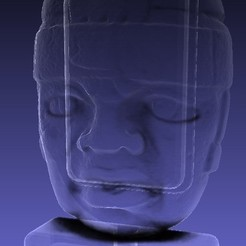 Download free 3D printer templates Box in the Head, omni-moulage