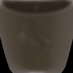 Imprimir en 3D Unicornio-Flor de Pared-Pot_Versión_Suave, omni-moulage