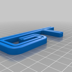 7bdac6048252aee9cdeb071865e988de.png Download free STL file Mustang GT Fender Badge • Design to 3D print, TheBrassDonut