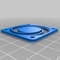 1937223223c65f97845cae831ef029f3.png Télécharger fichier STL gratuit Couverture de ventilateur 40mm • Objet imprimable en 3D, TheBrassDonut