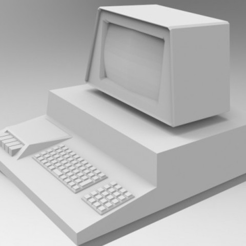 product_image_11793.jpg Download free STL file CommodorePET • 3D printer design, christelle79