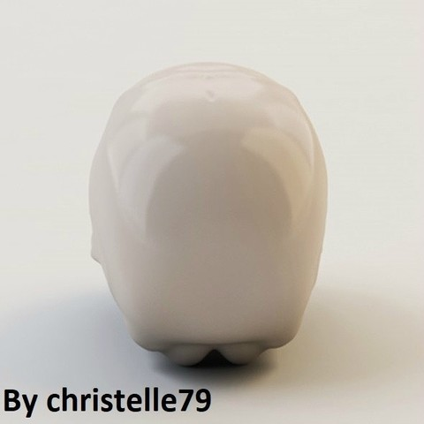 product_image_14567.jpg Download free STL file Human Skull • 3D print model, christelle79
