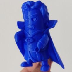 Fichier 3D gratuit Mini Doctor Strange - Avangers, bobafeth