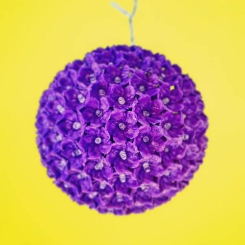 Free 3D model Cherry Blossom Pendant Lamp, DrFemPop
