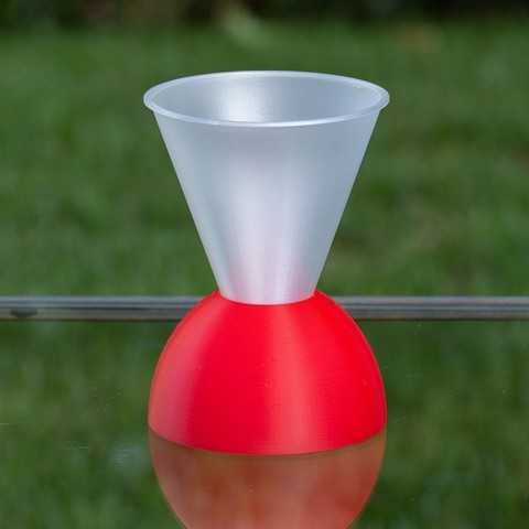 1cc9b51f59b72830ee43089d203e6415_display_large.jpg Download free STL file Snow Cone Molds and Cups • Design to 3D print, DuaneIndeed
