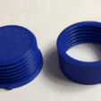 "Free 3D print files Print Working ISO Standard ""M"" Threads, DuaneIndeed"