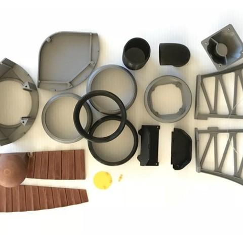0faa2bdffa8854b89cf6f5cbdf87eca4_preview_featured.jpg Download free STL file HEPA Air Filter Scrubber Tower • 3D print design, DuaneIndeed