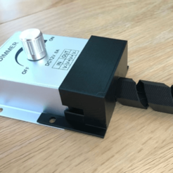 Download free 3D model LED Light Strip Dimmer Connections Housing and Conduit, DuaneIndeed