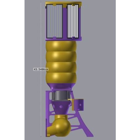 dc04faf7c28fb8f85431b9c3877704e7_preview_featured.JPG Download free STL file HEPA Air Filter Scrubber Tower • 3D print design, DuaneIndeed