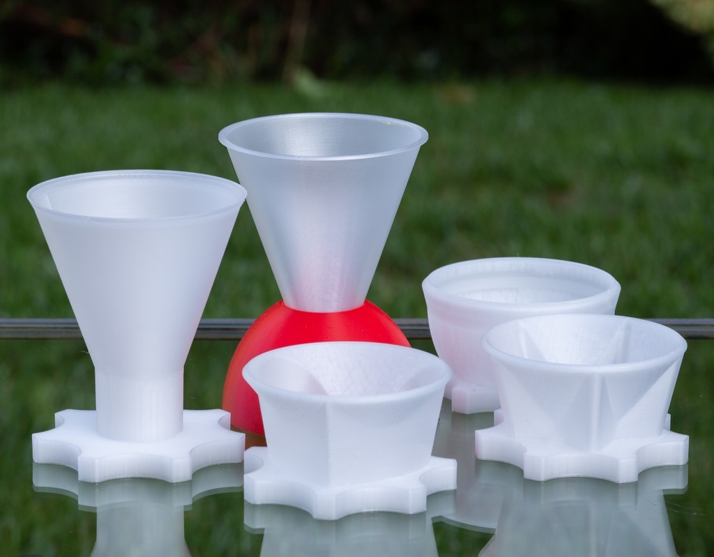 cf7e643cd783fcaff2be263b99474a38_display_large.jpg Download free STL file Snow Cone Molds and Cups • Design to 3D print, DuaneIndeed