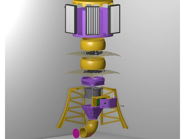 2844a4c96bc9fb4db58b324a96a3a604_preview_featured.JPG Download free STL file HEPA Air Filter Scrubber Tower • 3D print design, DuaneIndeed