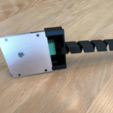Free 3D print files LED Light Strip Dimmer Connections Housing and Conduit, DuaneIndeed