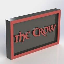 Download 3D printer files The Crow, taiced3d