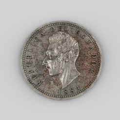 Download STL Sucre Coin, taiced3d
