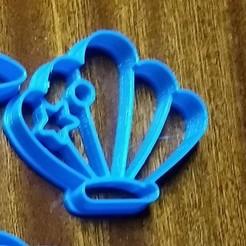 IMG_20200621_235814828 - copia.jpg Download STL file Oyster cookie cutter • 3D printing design, ledblue