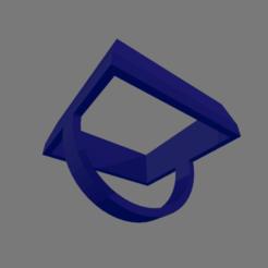 cuadrado con manija.png Télécharger fichier STL Coupe-pâte à biscuits avec poignée • Objet pour imprimante 3D, ledblue
