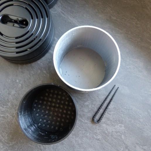 P1010602.JPG Télécharger fichier STL TRASH CAPS - Poubelle pour dosettes et capsules de café • Design à imprimer en 3D, lartiste3D