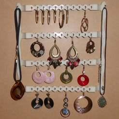 P1010065-l.jpg Télécharger fichier STL gratuit Jewelery stand • Modèle pour imprimante 3D, brunoschaefer41