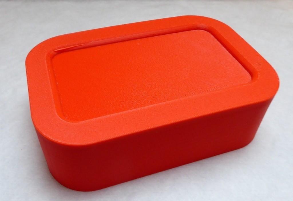 below.JPG Download free STL file Spare pan for Kitchen Scale Terraillon • 3D printable model, brunoschaefer41