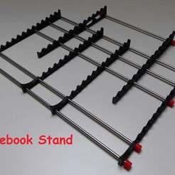 P1000287-l.jpg Télécharger fichier STL gratuit Notebook Stand • Plan à imprimer en 3D, brunoschaefer41