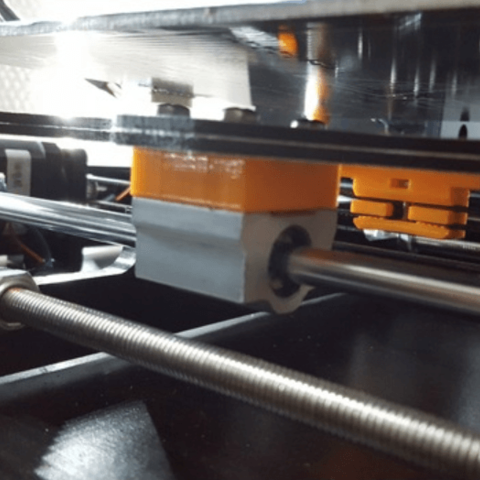 Free 3D printer model Y-Carriage Plate Upgrade for Anet A8, Xenice