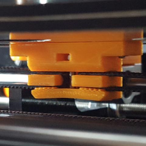 Capture d'écran 2018-05-14 à 14.03.27.png Télécharger fichier STL gratuit Mise à niveau de la plaque de chariot Y pour Anet A8 • Plan imprimable en 3D, Xenice