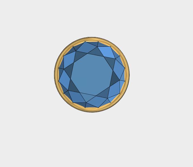 Rosebud (1).PNG Download STL file PLUG ANAL L • 3D printer object, 3dprintcreation