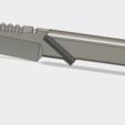 Descargar diseños 3D COUTEAU CUSTOM, 3dprintcreation