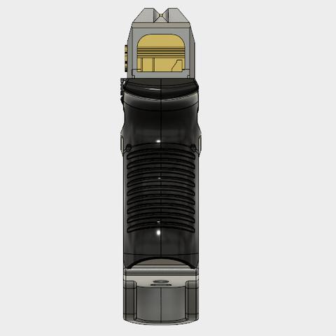 Glock 26 Gen x (6).PNG Download free STL file Glock 26 Gen x • 3D printable object, 3dprintcreation