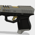 Imprimir en 3D gratis Glock 26 Gen x, 3dprintcreation