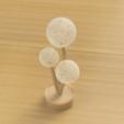 Free 3d model Voronoi blowball Flower - Lighted Decoration, UniversalMaker