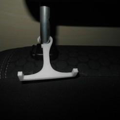 Descargar diseños 3D gratis Portabolsas de coche, UniversalMaker