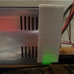 Objet 3D gratuit Mise à niveau de l'imprimante Mise à niveau de l'alimentation électrique Mise à niveau de sécurité, UniversalMaker