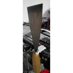 STL gratis Clip de la herramienta de actualización de la impresora, UniversalMaker