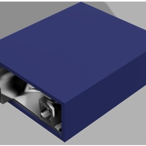 modelo stl gratis Caso Arduino uno, UniversalMaker