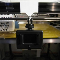 Download free 3D printing templates Printer Timlapse action cam Clip, UniversalMaker