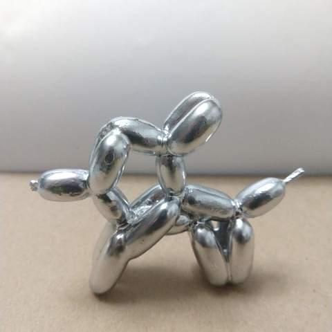 Download 3D printer templates Ballon Dogs , gdiseno