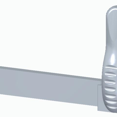 2018-05-14 15_23_12-Solid Edge ST10 - Synchronous Part - [kindle_holder.par].png Download STL file Kindle Holder • 3D printing object, Alfa3D