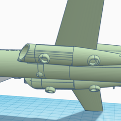 Download 3D printing files jackson jet from ufo, platt980